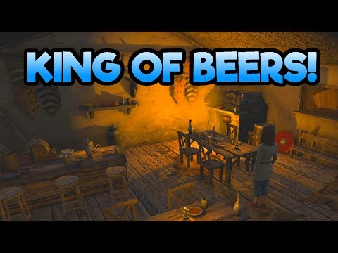 Saelig Early Access - LORD OF BEERS! - Let's Play Saelig Gameplay