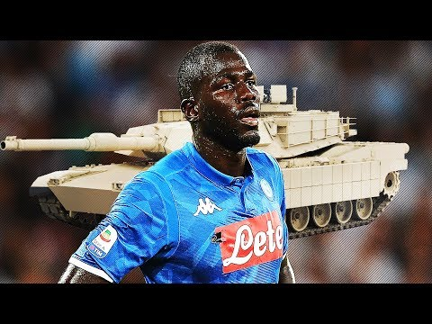 Kalidou Koulibaly - The Tank - 2018/2019 HD