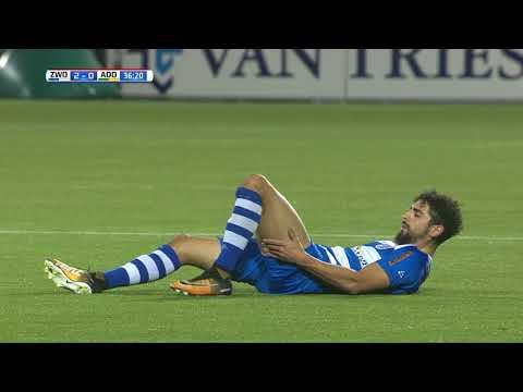 Samenvatting PEC Zwolle - ADO Den Haag: 2-0
