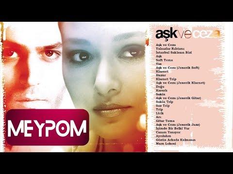 Kıraç - Aşk Ve Ceza (Jenerik Gitar) (Official Audio)