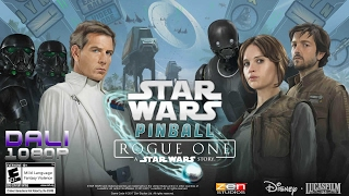 Pinball FX2 - Star Wars™ Pinball: Rogue One™ PC Gameplay 60fps