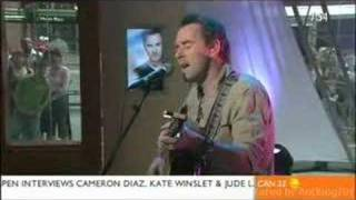Damien Leith - Night of My Life, on Sunrise, with interview