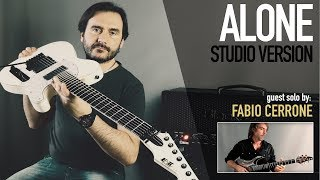 Francesco Fareri // Alone feat. Fabio Cerrone [ Studio Version ] / ESP E-II TB7