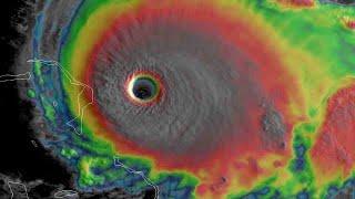 تحذير خطير بسرعة 280 كم/س ⚠️ إعصار مدمر قادم إلى عُمان او الهند أو باكستان أو إيران