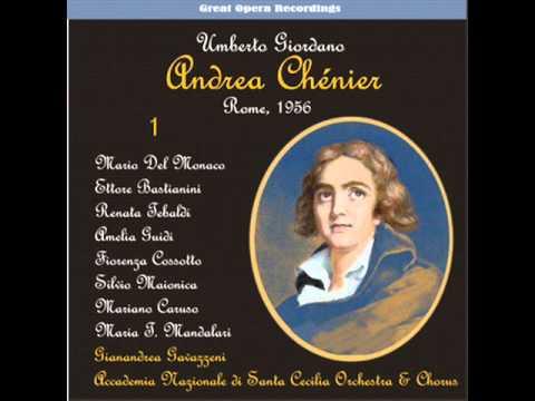 1. Andrea Chénier: Act I