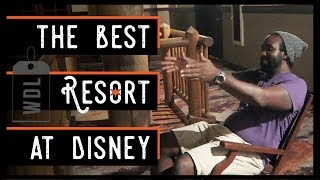 The Official Guide to Wilderness Lodge Rocking Chairs with Negrorlando!   DVC Fun
