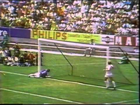 41 Gordon Banks Save Against Brazil - YouTube