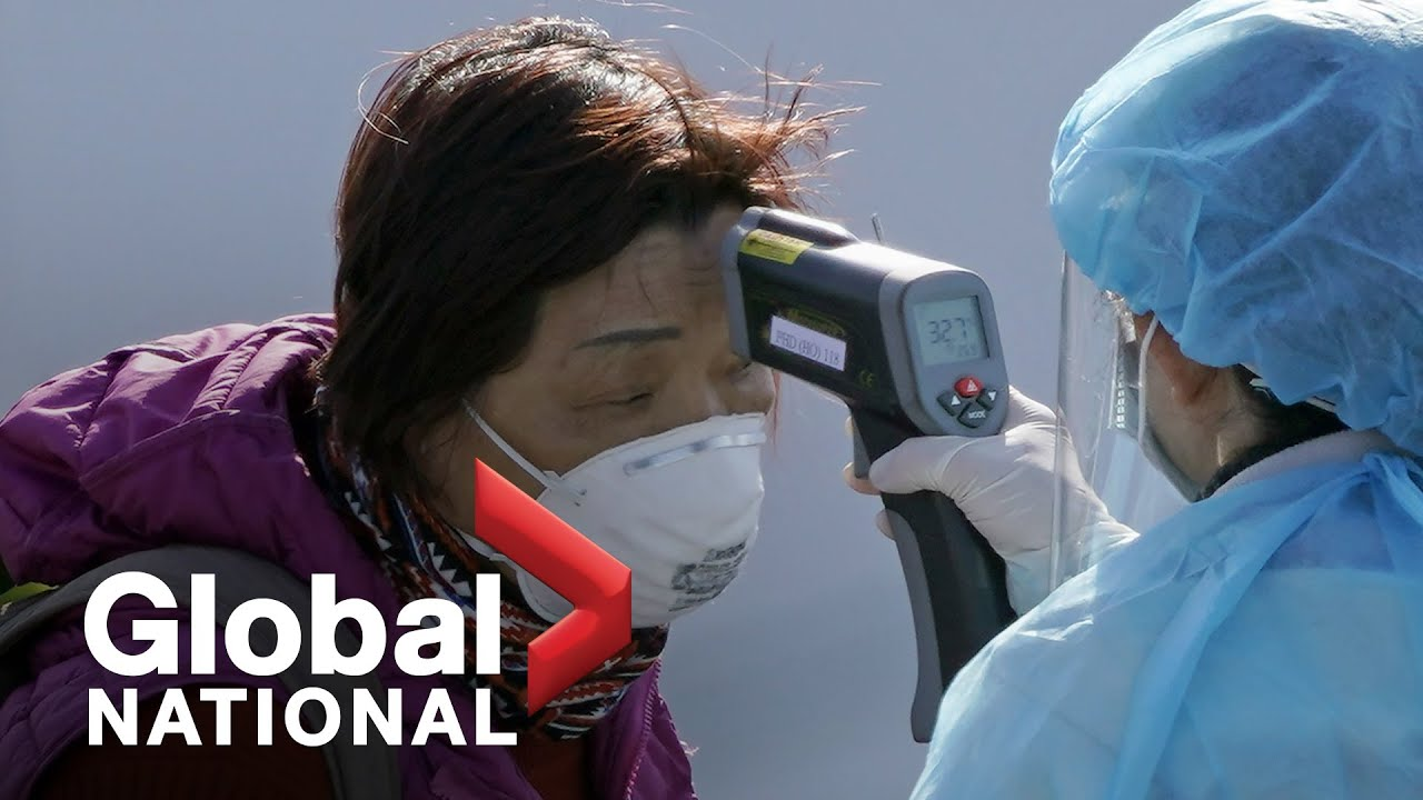 Global National: March 5, 2020 | Coronavirus cases continue to rise in Canada and around the world