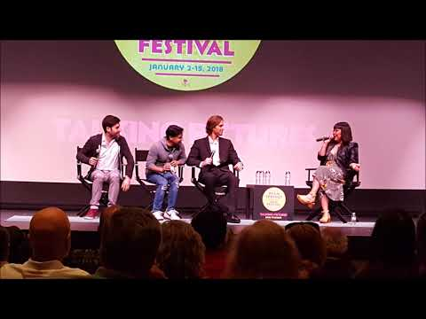 THE DISASTER ARTIST Q&A with Screenwriters Michael Weber and Scott Neustadter, and Greg Sestero
