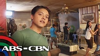 Rated K: La Luna Sangre set visit