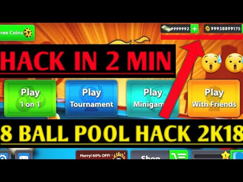 How to hack 8 ball pool coins and cash without human ...