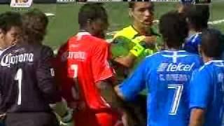 Golpe Cruzalta (Toluca) a Villaluz (Cruz Azul) - TVC Deportes thumbnail