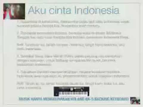 Aku cinta Indonesia   ACI