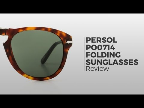 Persol Sunglasses Review - SmartBuyGlasses