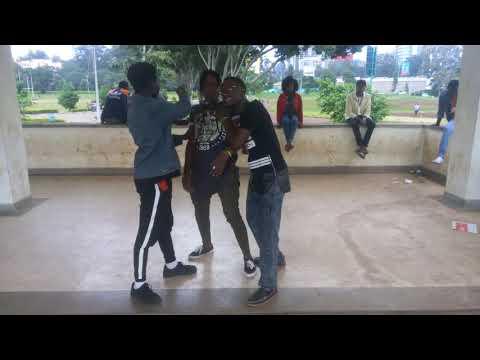Yemi alade-knack am (choreography by @danesigns)