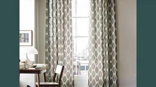 Modern Window Treatments Collection| Modern Windows Curtains