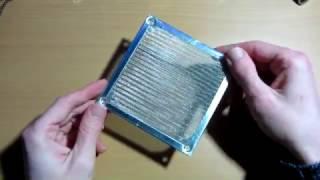 Металлическая сетка против пыли для ПК(Металлическая 120 мм. сетка против пыли для ПК ▽▽▽▽▽▽▽▽▽▽▽▽▽▽▽▽▽▽▽▽▽▽▽▽ ✓Покупал тут: http://ali.pub/..., 2017-01-13T04:25:53.000Z)