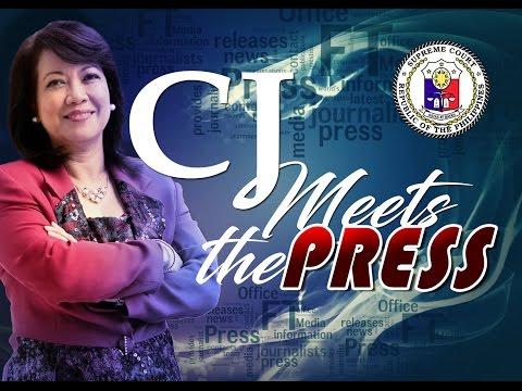 The CJ meets the PRESS 2016