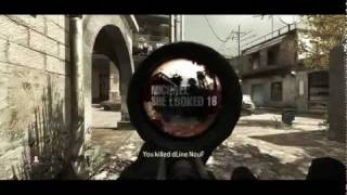 "Call of Duty 4 - Frag Movie - ""Jailbait"" - KATHA - BB Movie"