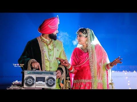 Punjabi Sikh Wedding 2017 ANMOL & RAJVIR  TipTop Photography