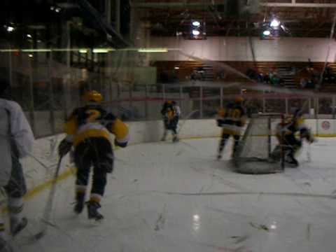 Oregon Ducks Ian Law#19 Goal