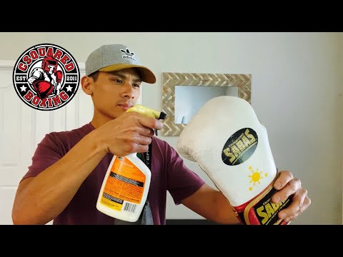 How to Clean and Maintain Your Boxing Gloves- A STEP BY STEP GUIDE!