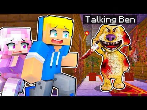 SCAPPA DA TALKING BEN Su Minecraft!