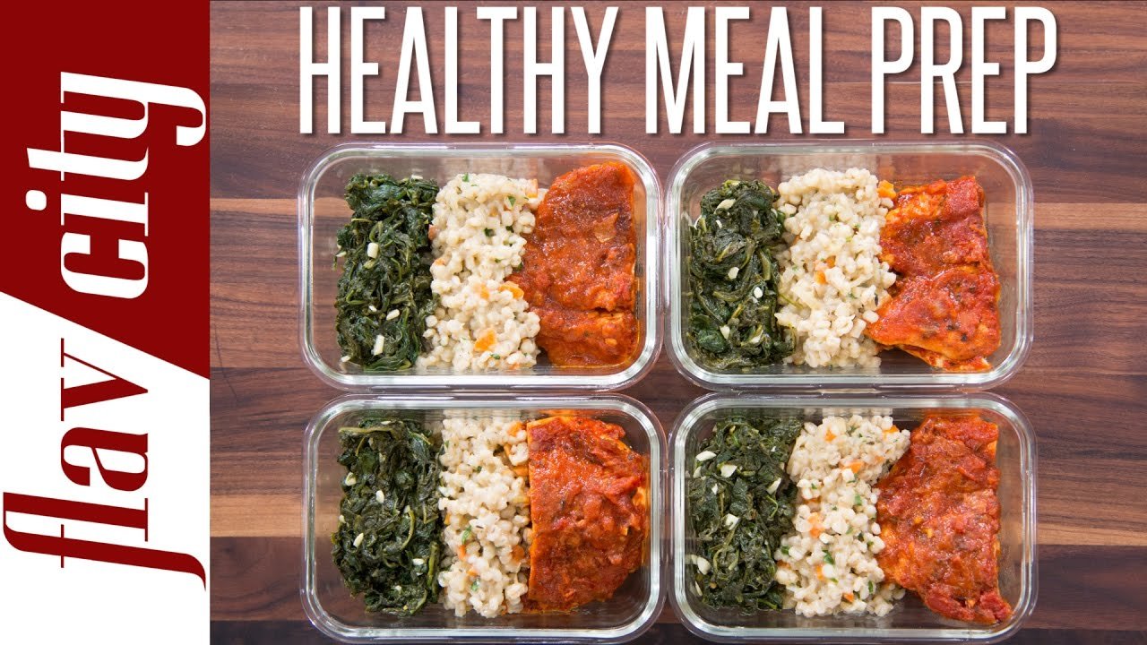 Crazy Healthy Meal Prep Meal Prep For Weight Loss Youtube for healthy meals for weight loss for your inspiration