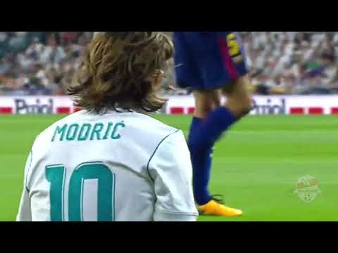 How Zidane destroys Tiki Taka - Tactical Analysis Super Cup Real Madrid vs Barcelona