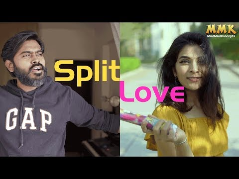 Split (Screen) Love - Telugu Music Video - Deepu, Mounima | MM Kreem