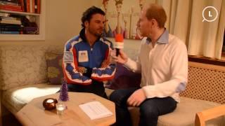 Stephan Luca Interview   LA LOUPE Lech Zürs