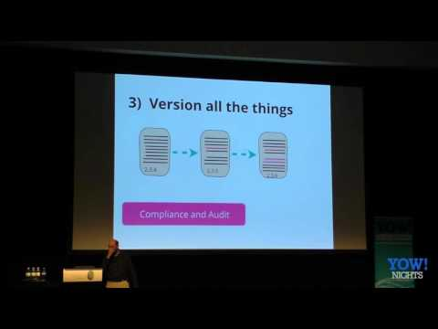 YOW! Nights March 2016 Martin Fowler - Infrastructure As Code