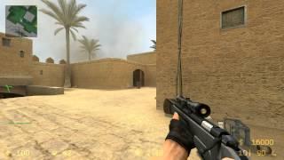 Выпуск№11 Counter Strike Source v34 Пукан капкан!!!