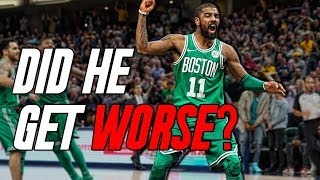 Has Kyrie Irving Gotten WORSE This Year?!