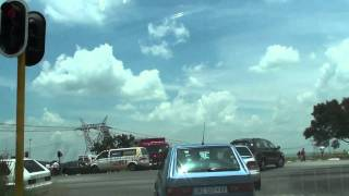 Repeat youtube video Taxi Bus Accident - South Africa