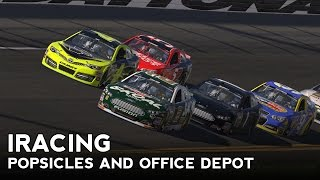 iRacing : Popsicles and Office Depot (Gen 6 @ Daytona)
