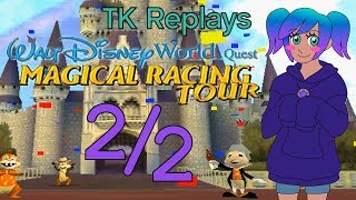 THE HAUNTED MANSION - TK Replays: Walt Disney World Quest: Magical Racing Tour [2/2]