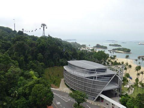 Sentosa Line Cable Car, Singapore