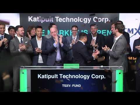 Katipult Technology Corp. Opens Toronto Stock Exchange, January 17, 2018