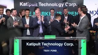 Katipult Technology Corp. Opens Toronto Stock Exchange, January 17, 2018