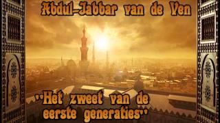 """""""Het zweet van de eerste generaties"""" / Abdul-Jabbar van de Ven"""