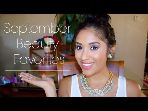 September Beauty Favorites & New Heels!