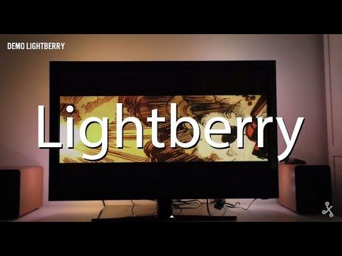 Lightberry, la forma más sencilla de crear tu propio sistema Ambilight