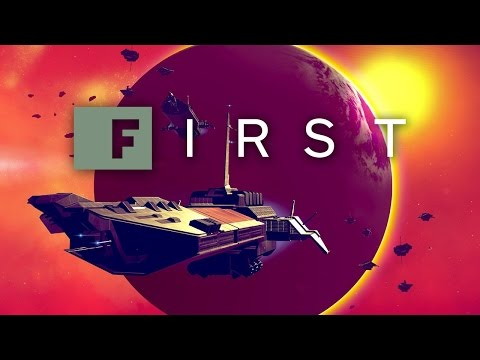 How No Man's Sky Infinite Universe Actually Works - IGN First