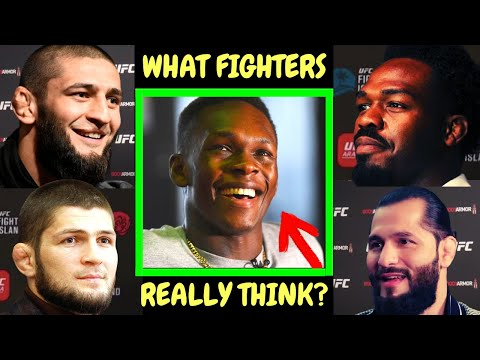 What UFC fighters