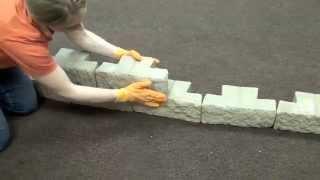 FerrariBK TANGO® - realizzazione di un muretto di contenimento (it)