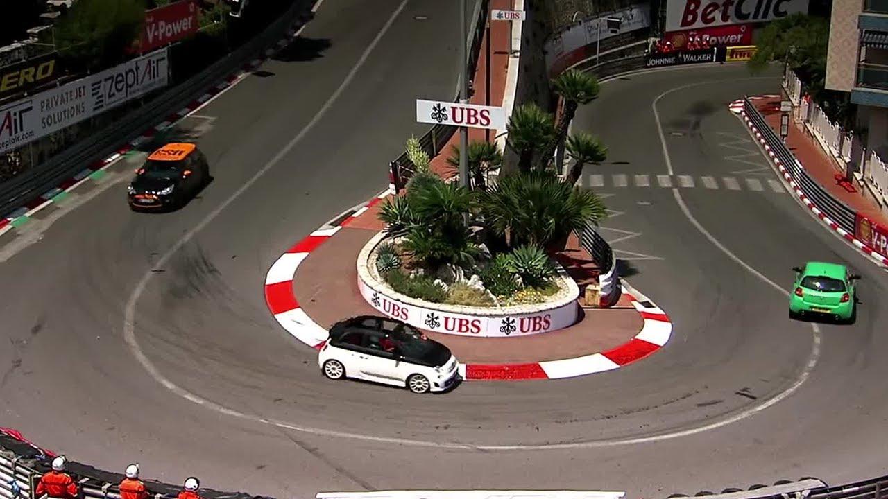 Hot Hatchbacks in Monte Carlo | Top Gear | BBC