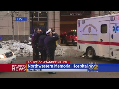 Police Commander's Body Transported To ME's Office