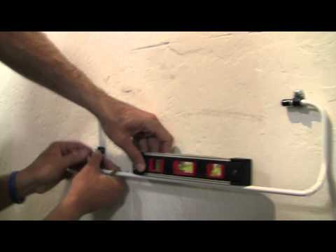 how to make a surf rack