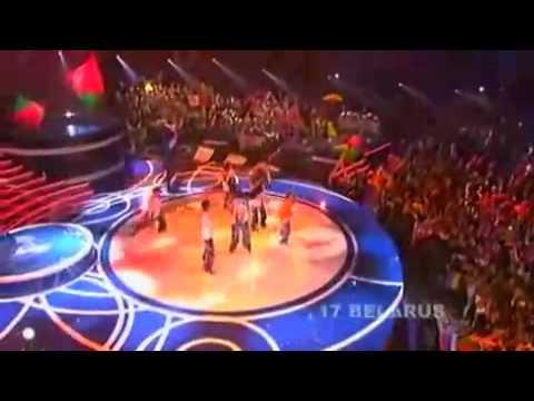 Alexey Zhigalkovich - S Druzyami (Junior Eurovision Song Contest 2007)